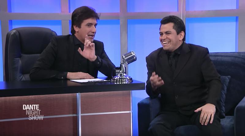 Mario Ramírez El Comodín en Dante Night Show