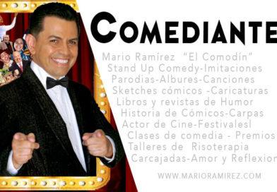 Comediante